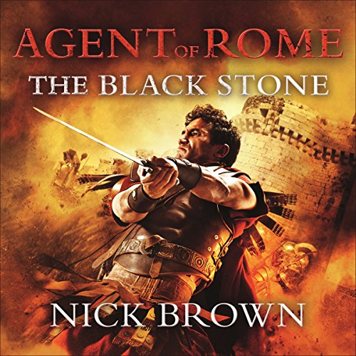 The Black Stone audiobook cover art