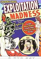 Exploitation Madness [DVD] [Import]
