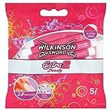 Wilkinson Sword Extra 2 Rasoirs jetables pour femme