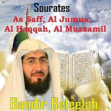 Sourates As Saff, Al Jumua, Al Haqqah, Al Muzzamil (Quran - Coran - Islam)