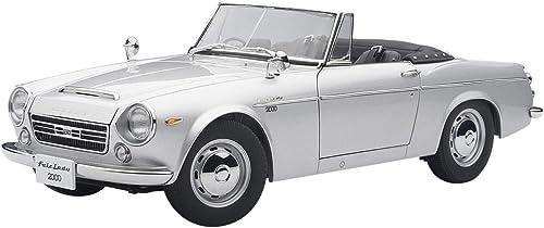 el estilo clásico Datsun Fairlady 2000 SR311 plata 1 18 Autoart (japan import) import) import)  buen precio