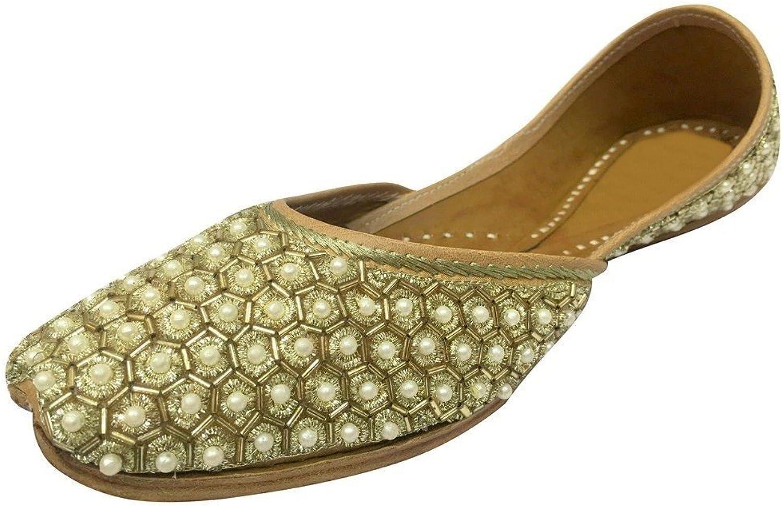 Step n Style Women Khussa shoes Pakistani Jutti Bridal shoes Indian Sare Kurti shoes