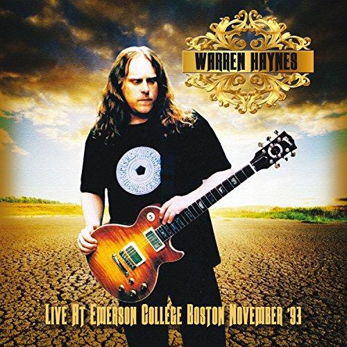 Live At Emerson College, Boston 29th Nov 1993
