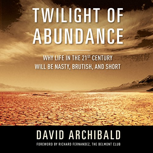 Twilight of Abundance audiobook cover art