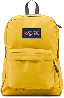 JanSport Superbreak Backpack - Yellow Card - Classic, Ultralight