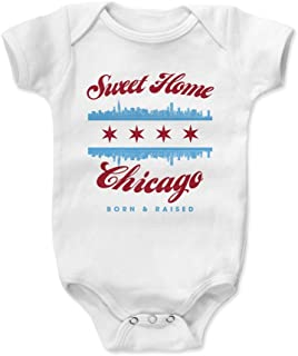 Chicago Baby Clothes & Onesie (3-24 Months) - Sweet Home Chicago