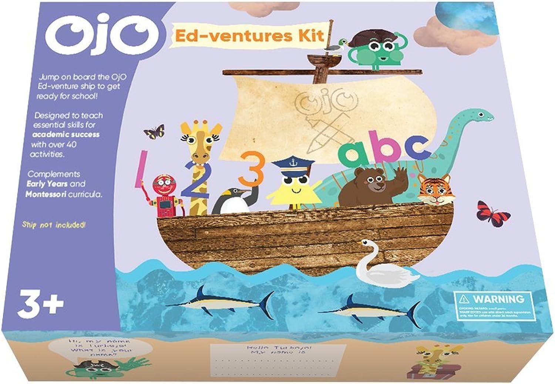 OjO Edventures School Readiness Kit