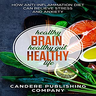Healthy Brain, Healthy Gut, Healthy Life audiobook cover art