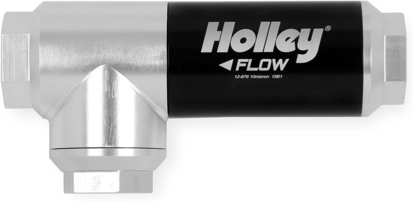 Holley EFI Filter Regulator Austin Mall Ranking TOP11 Assembly 3 Gph 8-Npt - 175