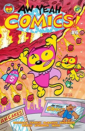 Aw Yeah Comics! #6 (English Edition)