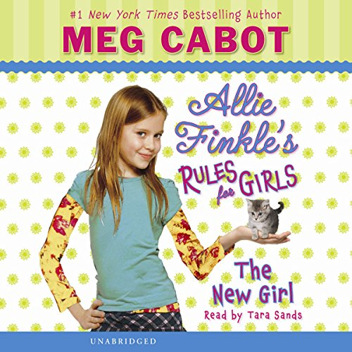 Allie Finkle's Rules for Girls #3 audiobook cover art