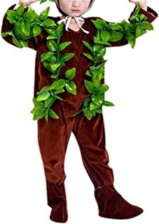 zhbotaolang Tree Costume Prop Boy Girl Halloween Party Outfits