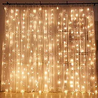 light up curtain