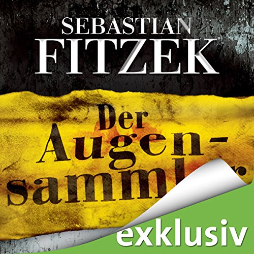 Der Augensammler audiobook cover art
