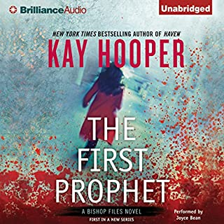 The First Prophet cover art