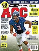 Athlon Sports 2017 College Football ACC Virginia Cavaliers Preview Magazine