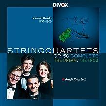 Complete String Quartets 50