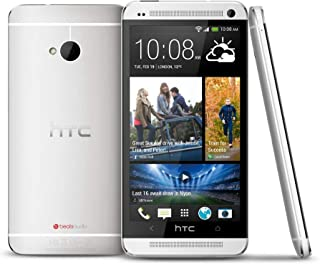 HTC One M7 (32 GB, WiFi + 4G LTE, Silver)