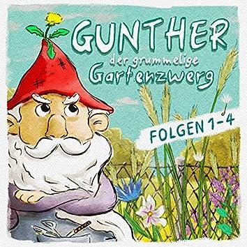Gunther der grummelige Gartenzwerg: Folge 1 - 4