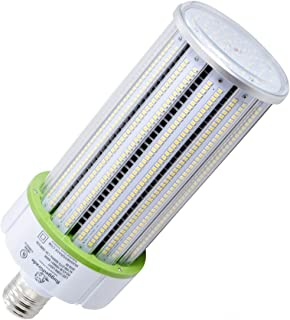 120 Watt E39 LED Bulb - 16,430 Lumens - 4000K -Replacement for Fixtures HID/HPS/Metal Halide or CFL - High Efficiency 115 Lumen/watt - 360 Degree Lighting - LED Corn Light Bulb