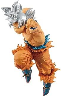 Banpresto 38459 Dragon Ball Super World Figure Colosseum Special Ultra Instinct Son Goku Silver Hair Figure