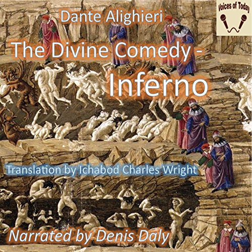 The Divine Comedy - Inferno cover art