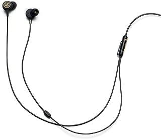 Marshall Mode EQ In-Ear Headphones, Black/Brass