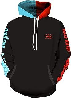 Boku No Hero Academia My Hero Academia Cosplay Shoto Todoroki Hoodies Pullover Sweatshirt Costume Jacket Coat