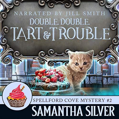 Double, Double, Tart and Trouble cover art