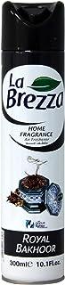 La Brezza HOME FRAGRANCE AIR FRESHENER WITH ODOUR FIGHTER TECHNOLOGY (Oriental Bakhoor), Black/White, LAB3628, Air Freshen...