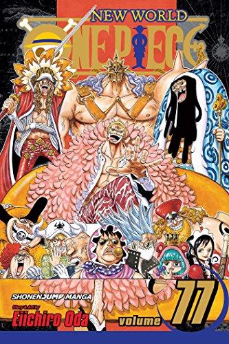 One Piece Volume 77