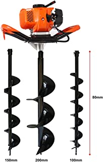 Best 2 cycle post hole digger Reviews