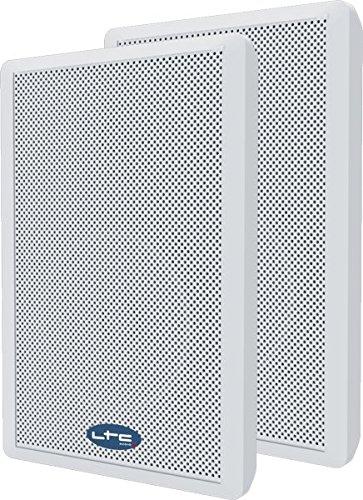 LTC Audio SSP501F-W–Coppia di recinti acustici
