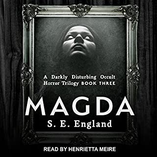 Magda audiobook cover art