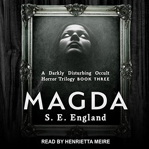 Magda cover art