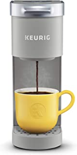 Keurig K-Mini Coffee Maker, Single Serve K-Cup Pod Coffee Brewer, 6 to 12 oz. Brew Sizes,..