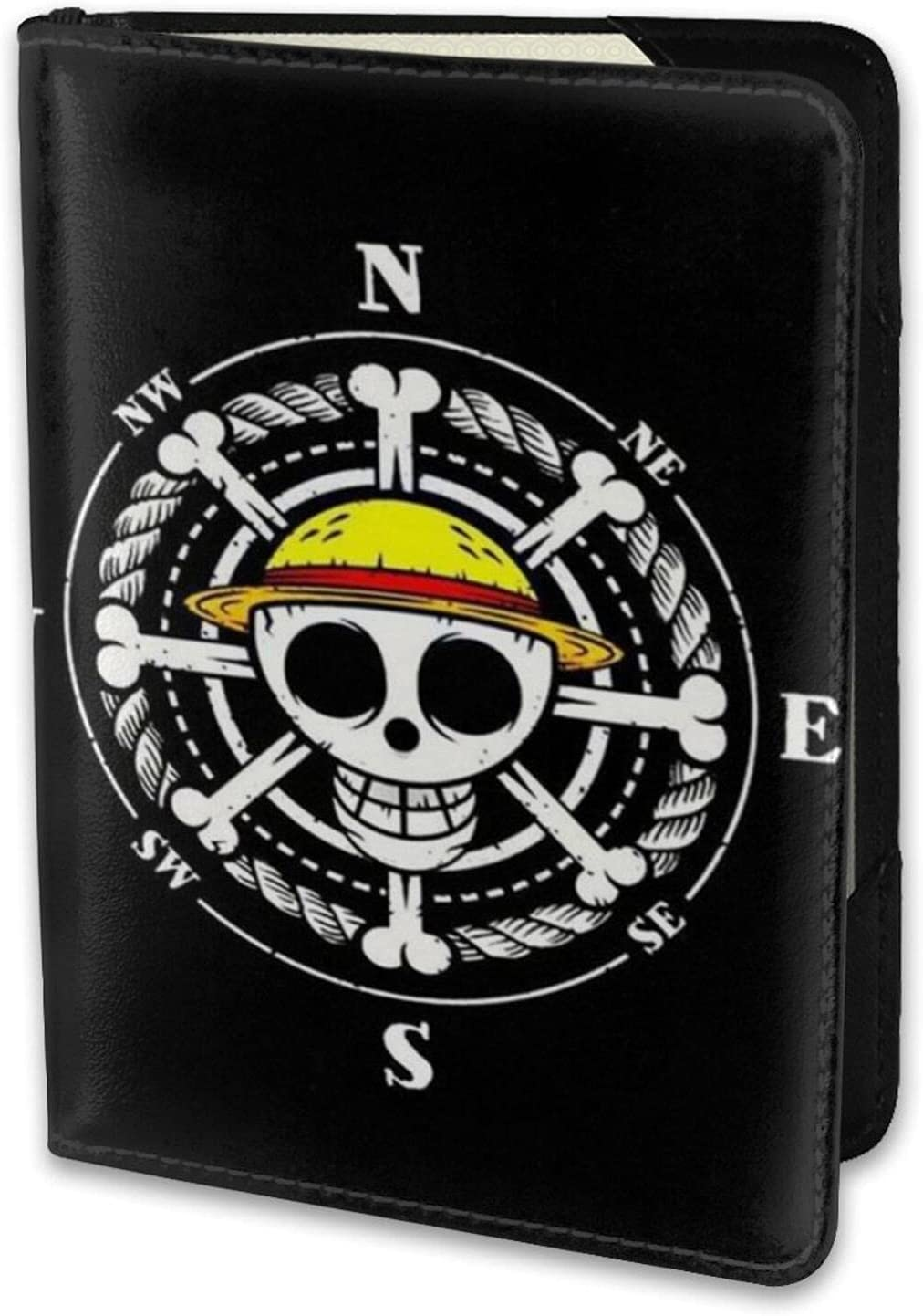 New Bombing new work Shipping Free One Piece Logo Passport Holder Pass Essentials Airplane Travel