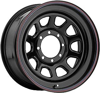 Pacer 342B BLACK DAYTONA Black Wheel (15x7