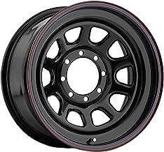 Pacer 342B BLACK DAYTONA Black Wheel (17x8