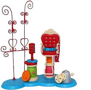 La Dee Da Doll and Ribbon Salon Playset