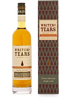Writers Tears Copper Pot Florio Marsala Cask Finish Irish Whiskey Whisky, 700 ml