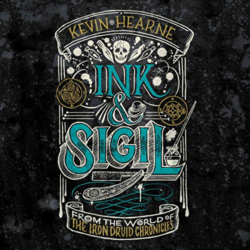 Ink & Sigil Audiobook By Kevin Hearne cover art