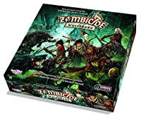Cool Mini Or Not cmn0004 – Zombicide Wulf Château, Jeu, Multicolore