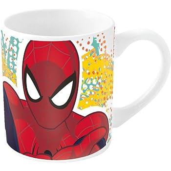 Genuine_Mugs Personalised Name Super Hero Marvel Ultimate