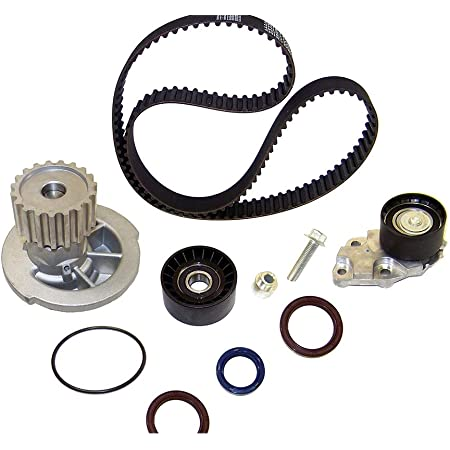 Engine Timing Belt Kit With Water Pump   Gates   TCKWP335