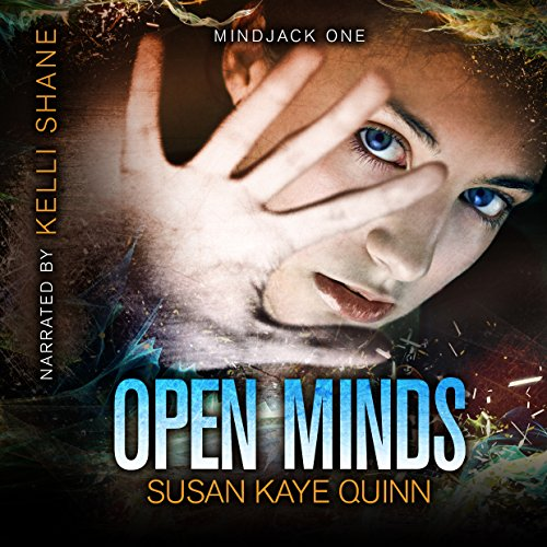 Open Minds audiobook cover art