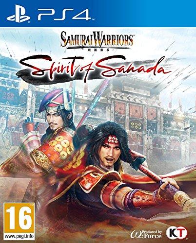 Samurai Warriors Spirit of Sanada - PlayStation 4 [Edizione: Regno Unito]