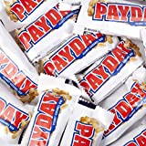 PayDay Snack Size Candy Bars 11.6oz Bag (approx 16 pcs)