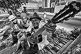 Kunstdruck/Poster: Andreas Bauer Memphis in Havana -
