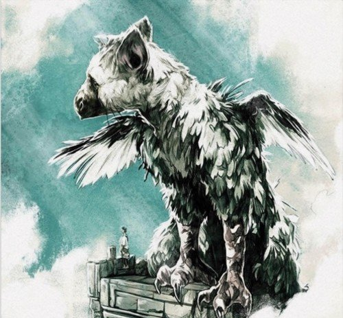 The Last Guardian (Black & White Marbled 2lp) [Vinyl LP]